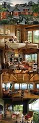 Rustic Home Interior Design by Best 25 Mountain Living Ideas Only On Pinterest Small Cabins