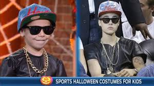 justin bieber and fumble costumes for halloween youtube