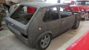 volkswagen rabbit 1990 vw rabbit mk1 custom restoration youtube