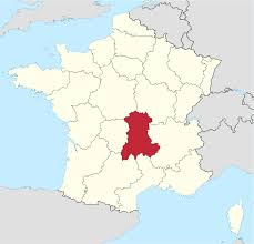 Metz France Map by