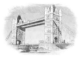 london bridge pencil drawing decor pinterest london bridge