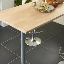 comment faire une table de cuisine faire une table avec un plan de travail table cuisine plan de