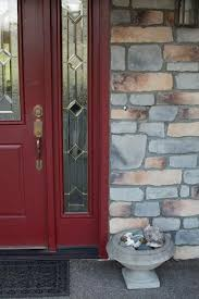 should the sidelights match the front door or match the trim