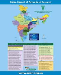 Hyderabad India Map by About Us Indian Council Of Agricultural Research