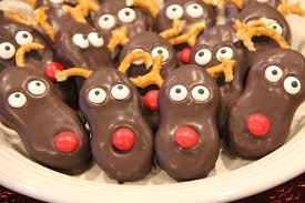 rudolph the red nose reindeer cookies pinch n dash