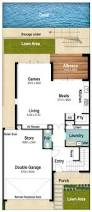 narrow lot house plans perth home design and furniture ideas