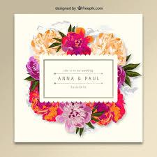 floral invitation free template u2013 orderecigsjuice info