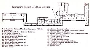Palace Of Versailles Floor Plan Monbijou Palace