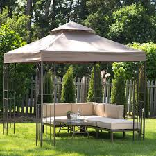 Metal Top Gazebo 8 ft x 8 ft steel metal frame gazebo with outdoor weather