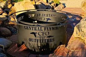 Ducks Unlimited Bedding Custom Made Duck Unlimited Themed Fire Pit By E G A Fabrication