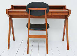 Midcentury Desk Chair Midcentury Style Danish Writing Desk And Chair At Urban Outfitters