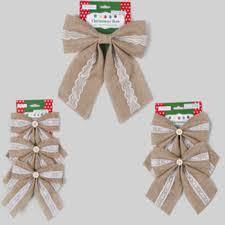gift bows in bulk wholesale christmas gift wrap bows and bulk ribbons dollardays