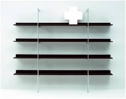 wall mounted shelving units wood