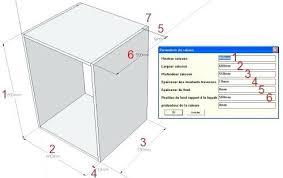 dimension caisson cuisine caisson de meuble de cuisine caisson de meuble de cuisine caisson
