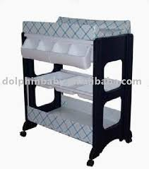 Changing Table With Bath Tub Portable 2 In 1 Baby Changing Table And Bath Tub Stand 50 130