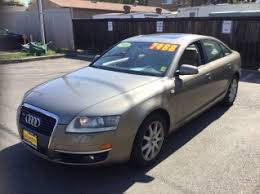 a6 audi for sale used used audi a6 for sale in sacramento ca 29 used a6 listings in