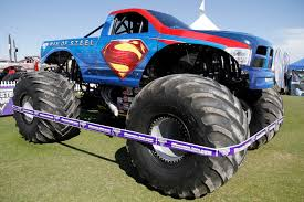 original bigfoot monster truck toy man of steel monster trucks wiki fandom powered by wikia