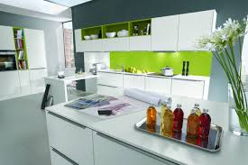 Kitchen Paint Color Ideas With White Cabinets Colorful Kitchens Kitchen Interior Colors Kitchen Color Combos