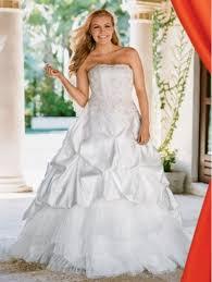 Wedding Dresses David S Bridal 2011 Davids Bridal Plus Size Wedding Dresses World Of Bridal
