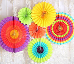 hanging paper fans wall hanging paper fan for christmas buy hanging paper fan paper