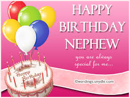 birthday cards for nephew nephew birthday messages happy birthday wishes for nephew