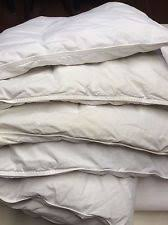 Queen Down Comforter Woolrich Down Blanket Comforter Full Or Queen White Square Baffle