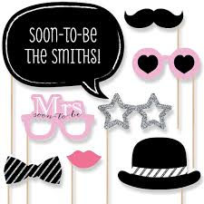 Engagement Photo Props Omg You U0027re Getting Married Engagement 20 Piece Photo Booth