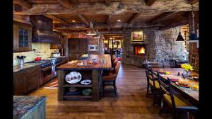 rustic kitchen decorating ideas amazing kitchen wood design ideas