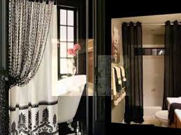 Bathroom Shower Curtain by Bathroom Shower Curtains Shower Curtains Youtube