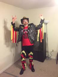 Macho Man Randy Savage Halloween Costume Obligatory Randy Savage Halloween Costume Squaredcircle