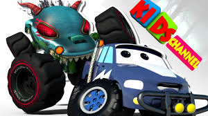 monsters truck videos haunted house monster truck monster truck dan scary monster