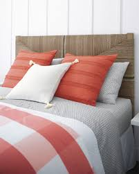Gingham Duvet Covers Gingham Duvet Cover Coral Serena U0026 Lily