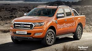 Ford Ranger Design 2018 Ford Ranger Review Gallery Top Speed