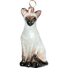 glass collectible cat ornaments ebay