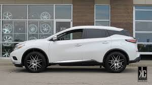 murano nissan black kc trends showcase giovanna bogota gloss black machined wheels