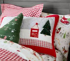 Christmas Pillows Pottery Barn Holiday Tree Decorative Pillow Pottery Barn Kids