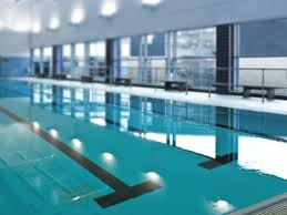 in ground swimming pool stainless steel public indoor city