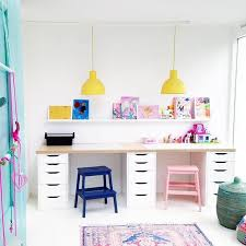 Kid Desk Ikea Center That They Can Grow Into Rooms Pinterest
