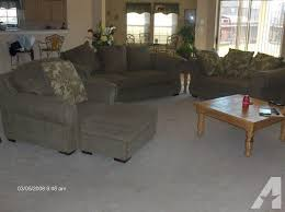 living room group nice matching sofa loveseat oversize chair