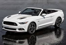 mustang for sale california 2016 ford mustang gt convertible california specifications