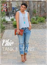 diy jeans to dress how to dress up jeans u0026 tanks my lush