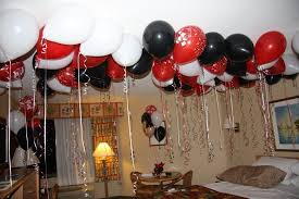 best bedroom decoration with balloons 15 trendy mods com