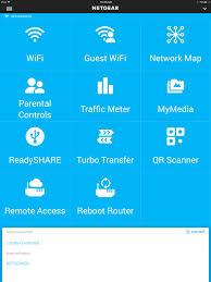 netgear genie on the app store