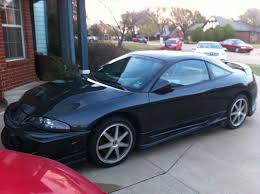 modified 2000 mitsubishi eclipse 1997 mitsubishi eclipse rs for sale stillwater oklahoma