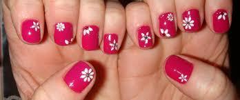 pink nail designs pccala