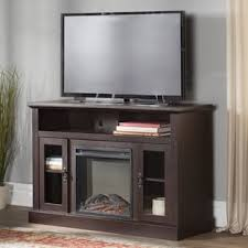 Electric Fireplace Entertainment Center Fireplace Tv Stands Entertainment Centers You Ll Wayfair