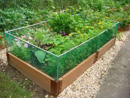 fall raised garden bed fence ideas raised garden beds center the