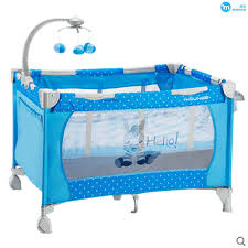 baby crib lights toys shenma multifunctional fold baby game bed light portable baby bed