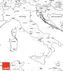 Map Of Ancient Italy by Blank Simple Map Of Italy