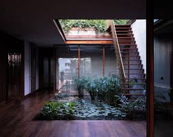house on pali hill interior courtyard stunning structures with